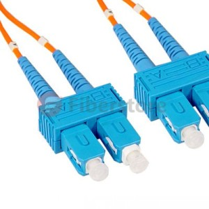 sc to sc fiber patch cable