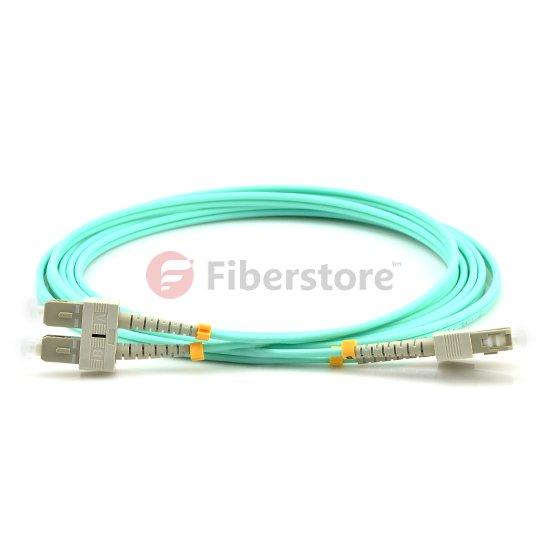 sc to sc fiber patch cord