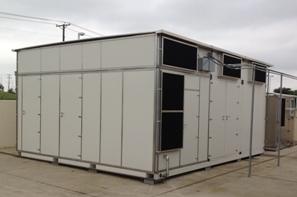 Prefabricated Modular Data Center