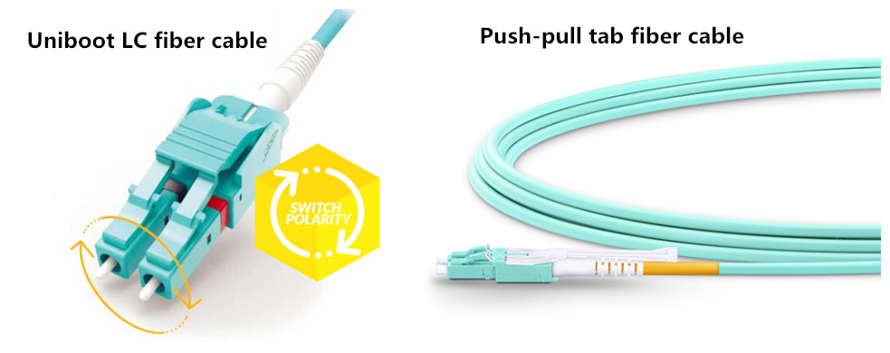 push-pull-tab patch cable