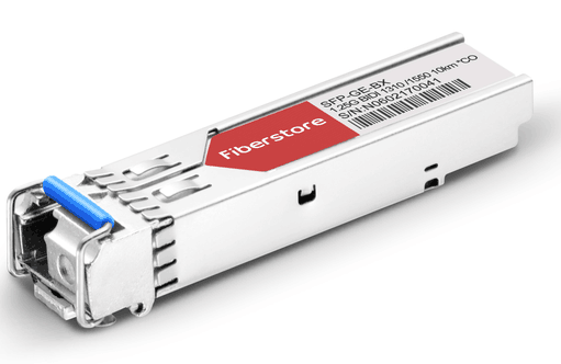Cisco 1G single-mode SFP