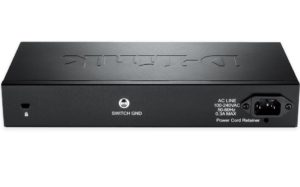 D-Link DGS-1210-10 managed 8 port gigabit switch