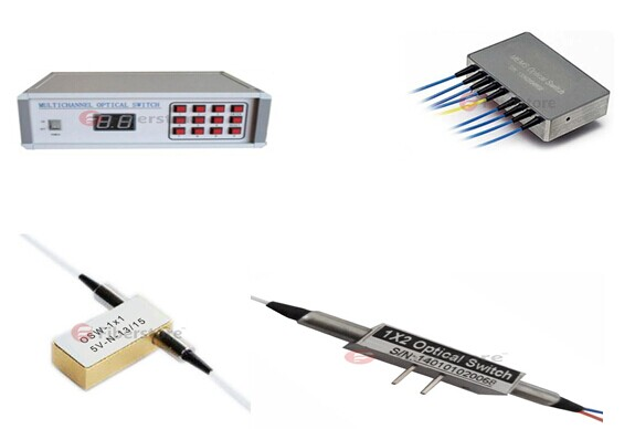 optical switch types
