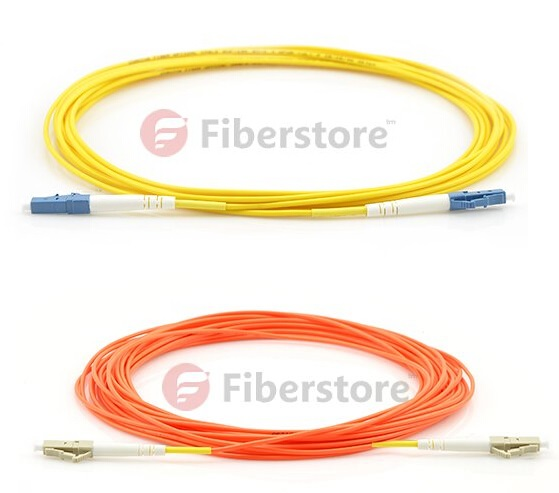 single mode and multimode patch cable