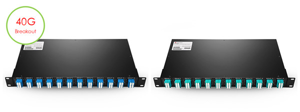 Effective Solutions For 10g 40g Connectivity Fiber Optic