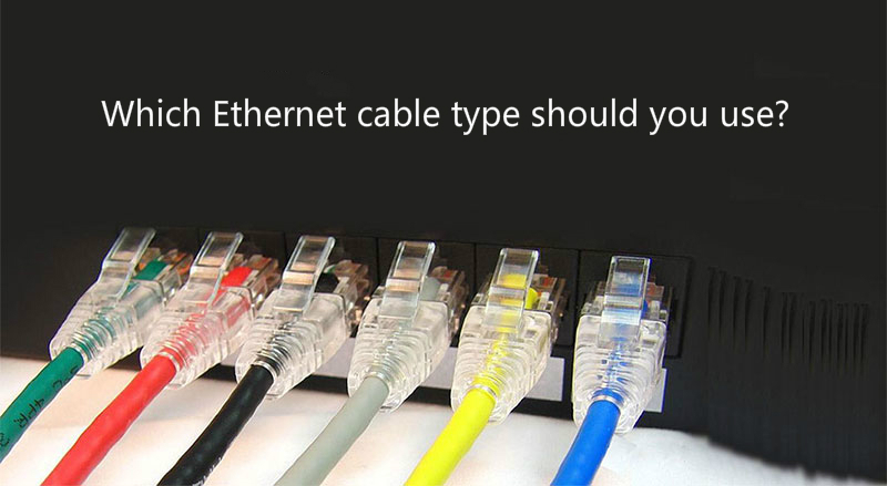 Ethernet cable type