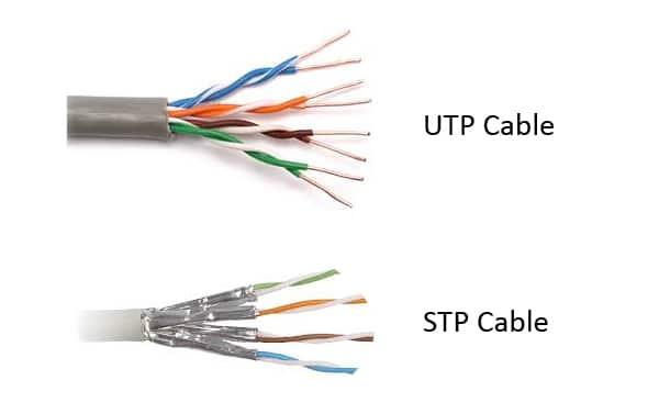 Shielded vs Unshielded Ethernet Cable